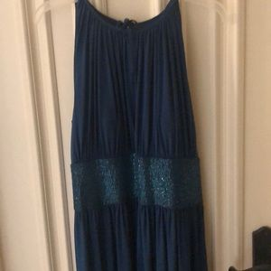Js boutique formal floor length dress new